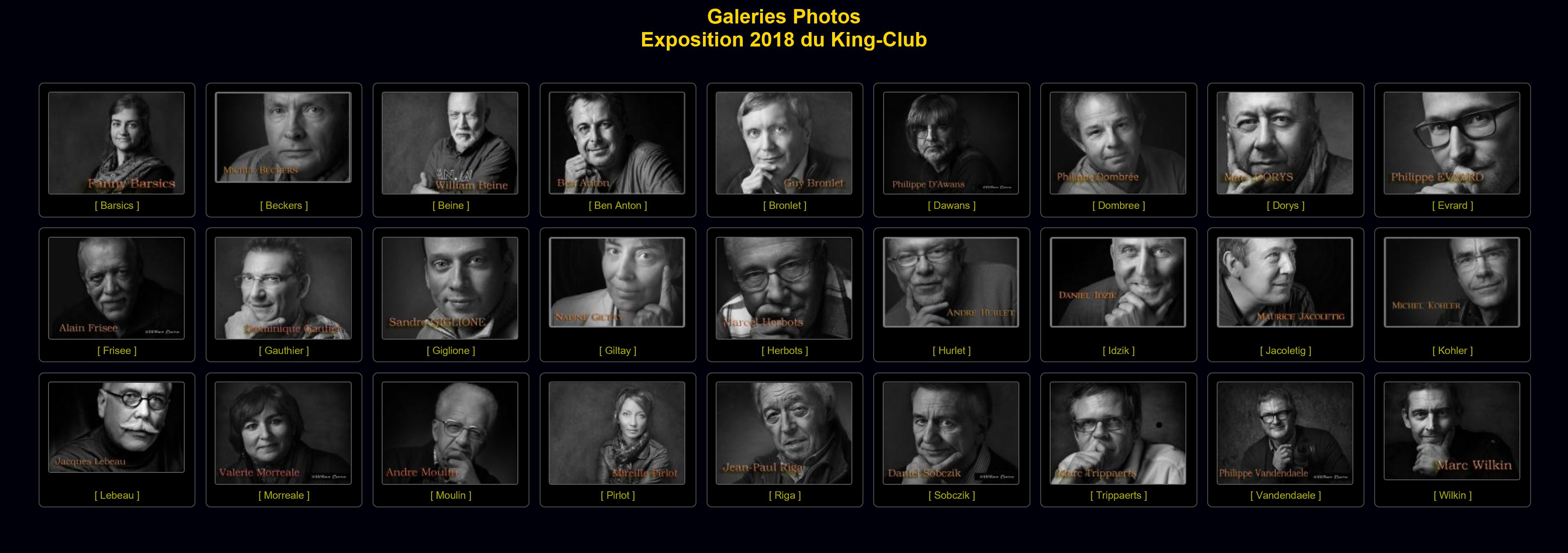 Expo 2018 King-Club